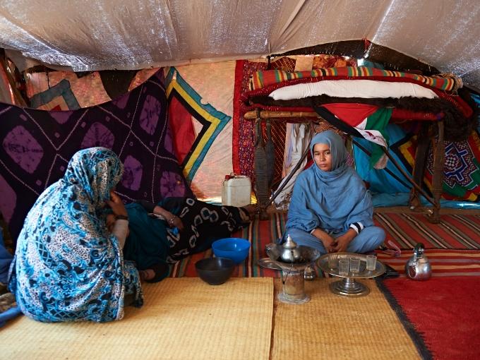 El Sáhara, el grandesierto