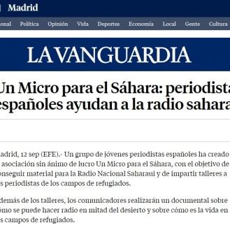http://www.lavanguardia.com/local/madrid/20170912/431229634367/un-micro-para-el-sahara-periodistas-espanoles-ayudan-a-la-radio-saharaui.html