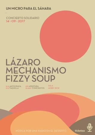 Lázaro, Mechanismo y FizzySoup