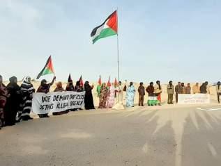 Marruecos rompe el Alto el Fuego de 29años